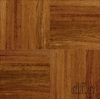 Hartco Urethane Parquet - Wood Backing