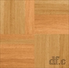 Hartco Urethane Parquet - Foam Backing