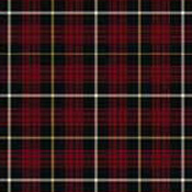 Bit O' Scotch - Lumberjack Red Printed Carpet