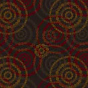 Dottie - Warm Earth Printed Carpet