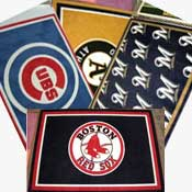 MLB Area Rugs