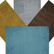 Solid Color Area Rugs