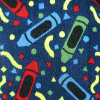 Printed Carpet Theme Printed Carpet 12561 Crayon