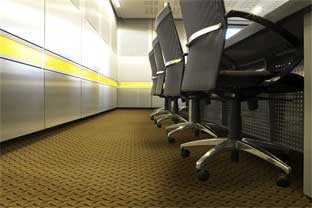 Diamond Plate Printed Carpet