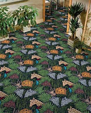Animal Hide Amp Seek Nature Printed Carpets