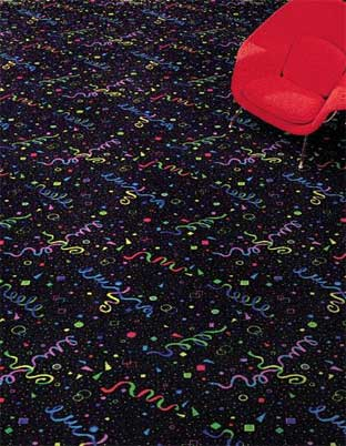 Celebration Printed Carpet