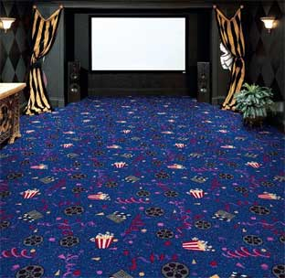 Cinema Printed Carpet