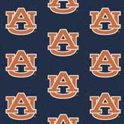 Auburn University College Broadloom Carpet