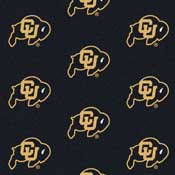 University of Colorado Collegiant Broadloom Carpet