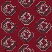 University of South Carolina Gamecocks Collegiate Broadloom Carpet and College Area Rugs
