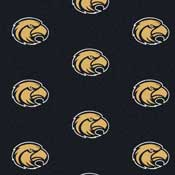 University of Southern Mississippi Golden Eagles Collegiate Broadloom Carpet and College Area Rugs