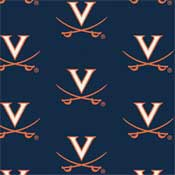 University of Virginia Cavaliers Collegiate Broadloom Carpet and College Area Rugs