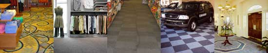 Commercial Carpet Scenes