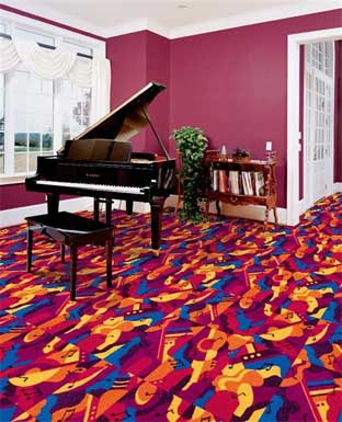 Keynote Printed Carpet