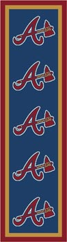 Atlanta Braves 1102 Runner