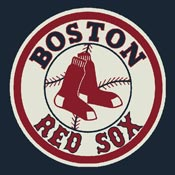 Boston Red Sox MLB Area Rugs