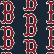 Boston Red Sox 1118 Broadloom Carpet