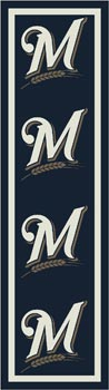 Milwaukee Brewers 1109 Runner