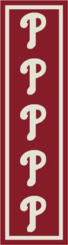 Philadelphia Phillies 1111 Runner