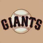 San Francisco Giants MLB Area Rugs