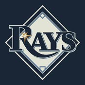 Tampa Bay Rays MLB Area Rugs