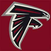 Atlanta Falcons NFL Carpet