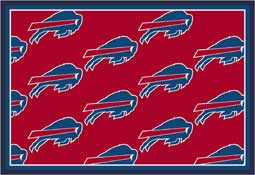 Buffalo Bills NFL Area Rugs and Mats
