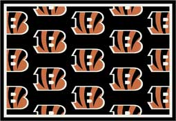 Cincinnati Bengals NFL Area Rugs and Mats