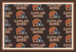 Cleveland Browns NFL Area Rugs and Mats
