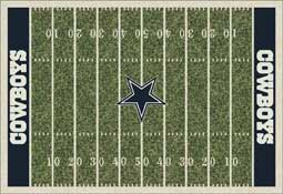 Dallas Cowboys NFL Area Rugs and Mats