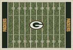 Green Bay Packers NFL Area Rugs and Mats