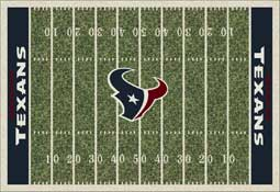 Houston Texans NFL Area Rugs and Mats