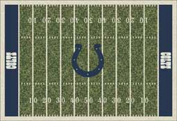 Indianapolis Colts NFL Area Rugs and Mats