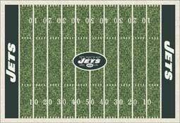 New York Jets NFL Area Rugs and Mats