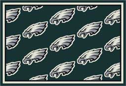 Philadelphia Eagles NFL Area Rugs and Mats