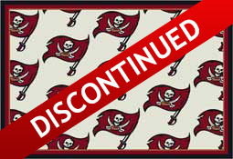 Tampa Bay Bucaneers NFL Area Rugs and Mats