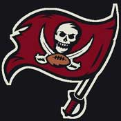 Tampa Bay Bucaneers NFL Carpet