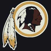 Washington Redskins NFL Carpet