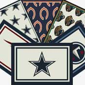 NFL Area Rugs