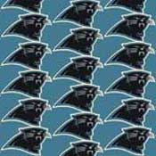 Carolina Panthers NFL Broadloom Carpet