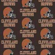 Cleveland Browns NFL Broadloom Carpet