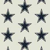 Dallas Cowboys NFL Broadloom Carpet