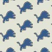 Detroit Lions NFL Broadloom Carpet