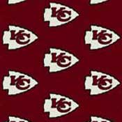 Kansas City Chiefs NFL Broadloom Carpet