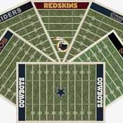 NFL Football Rugs
