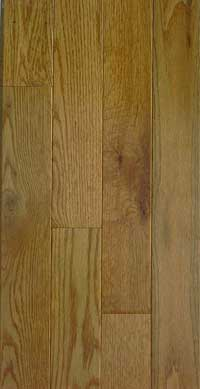 Country Oak Hardwood Flooring Butterscotch