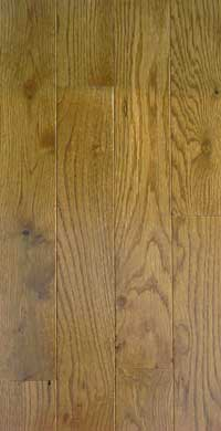 Country Oak Hardwood Flooring Gunstock