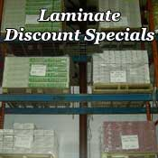 Laminate Flooring Closeouts