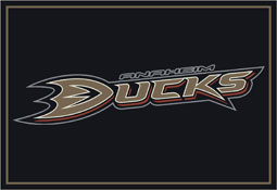 Anaheim Ducks NHL Area Rugs and Mats