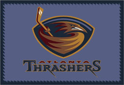 Atlanta Thrashers NHL Area Rugs and Mats